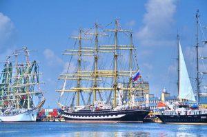 La Fête du vin et la Tall Ships Regatta à bord de notre bateau