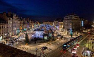 Découvrez le marché de Noël de Bordeaux