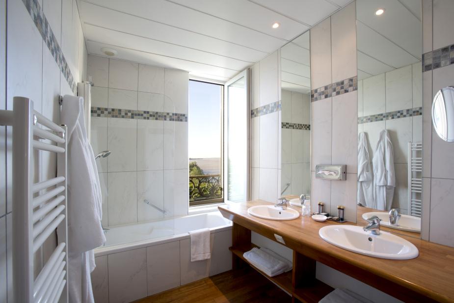 Salle de bain chambre Garonne